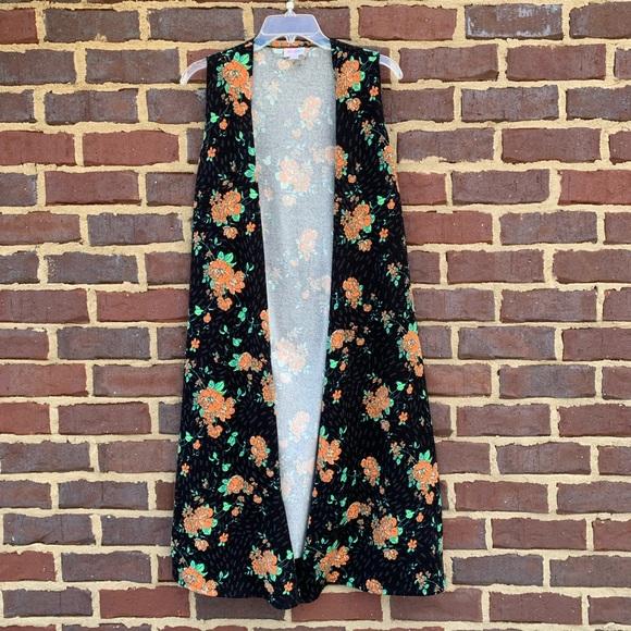LuLaRoe Jackets & Blazers - LulaRoe Joy Vest Size Small